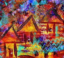 Dreamland - My Imaginary Getaway by © Angela L Walker