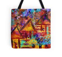 Dreamland - My Imaginary Getaway Tote Bag