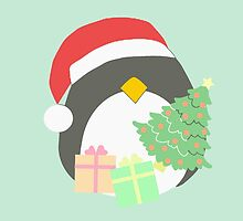 Penguin #4 by simplepaperplan