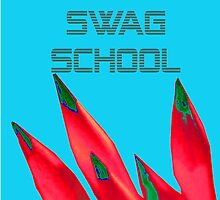 Swag School Blue   by EducatedTruth