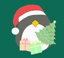 Penguin #5 by simplepaperplan