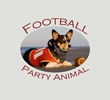 Football Party Animal Unisex T-Shirt