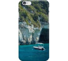 Amphitrite's cave iPhone Case/Skin