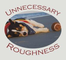 Unnecessary Roughness by William C. Gladish