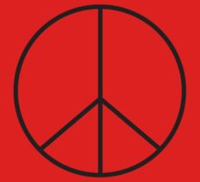 Peace One Piece - Short Sleeve