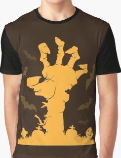 Zombies field Graphic T-Shirt