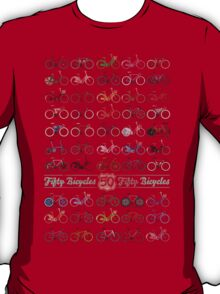 Fifty Bicycles T-Shirt