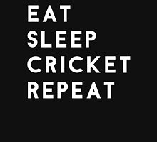 Eat Sleep Cricket Repeat Unisex T-Shirt