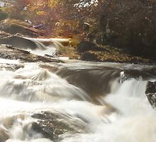 Falls of Dochart by Chippe