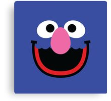 "Muppets ""Grover"" Canvas Print"