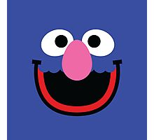 "Muppets ""Grover"" Photographic Print"