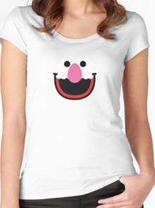 "Muppets ""Grover"" Women's Fitted Scoop T-Shirt"