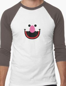 "Muppets ""Grover"" Men's Baseball ¾ T-Shirt"