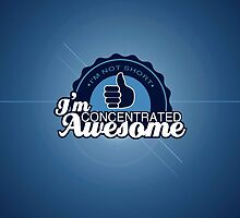 Concentrated Awesome by ACImaging