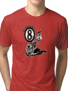 no.8 Tri-blend T-Shirt