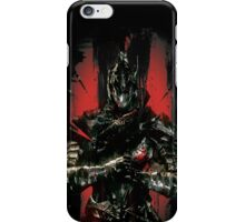 Rekindling the Abyss iPhone Case/Skin