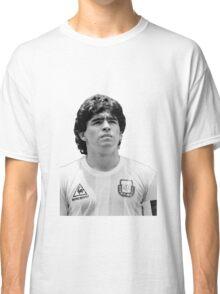 Maradona 1986 Argentina Classic T-Shirt