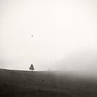 One lonely foggy afternoon... by BelleFlores