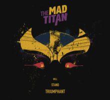 Thanos shall triumph! by girardin27