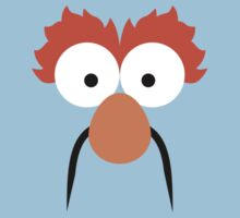 "Muppets ""Beaker"" One Piece - Short Sleeve"