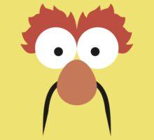 "Muppets ""Beaker"" Baby Tee"