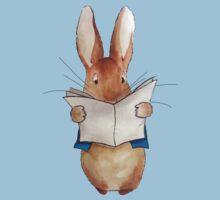 Peter Rabbit - Ink One Piece - Short Sleeve