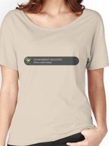 Xbox Achievement Unlocked Women's Relaxed Fit T-Shirt