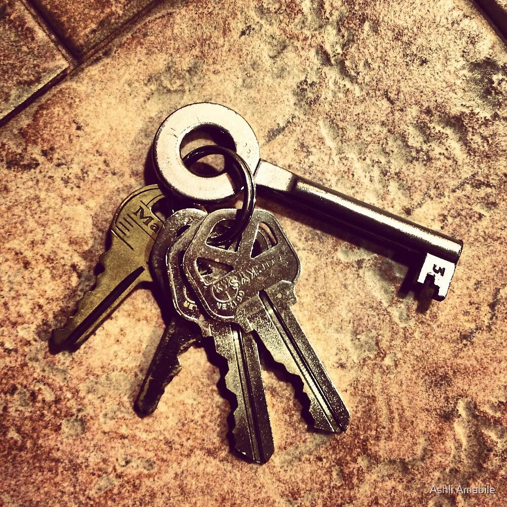 keys by Ashli Amabile