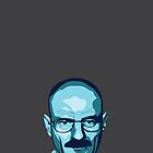 Walter White - Cartoon by MutantNoodles