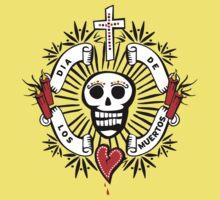 dia de los muertos by Cheesybee
