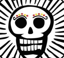 dia de los muertos Sticker