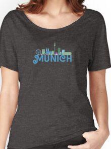 Skyline munich Women's Relaxed Fit T-Shirt