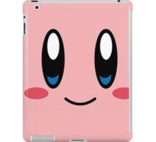 Kirby Face iPad Case/Skin