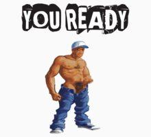 YOU READY by yosi cupano