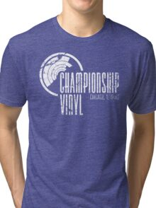 Championship Vinyl Tri-blend T-Shirt