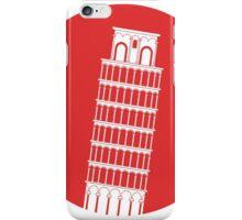 Pisa Tower iPhone Case/Skin