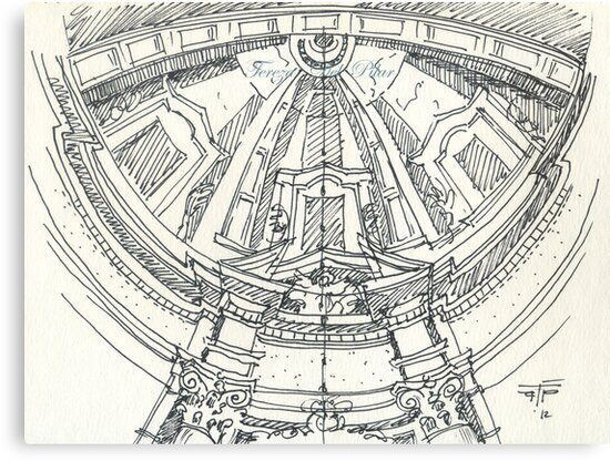 iPad case, Ipad deflector. mafra convent dome by terezadelpilar~ art & architecture