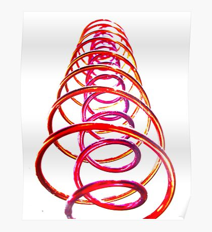 Spiral Chime Poster