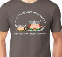 Asterix and Obelix Whailz Tee Unisex T-Shirt