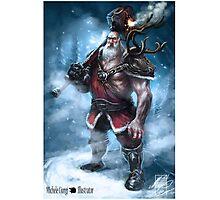 Happy Christmas 2015!  Photographic Print