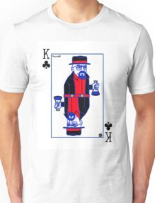 Walter White (Breaking Bad) - Playing card Unisex T-Shirt