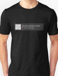 PS3 Trophy Unlocked T-Shirt