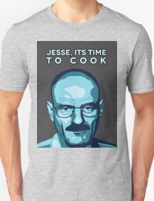 Walter White (Breaking Bad) - Cartoon T-Shirt