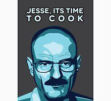 Walter White (Breaking Bad) - Cartoon Unisex T-Shirt