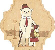 Teddy Love by CopperChoc