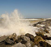 Breaking waves by dhmielowski