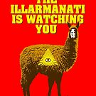 The illarmanati is watching you by monsterplanet