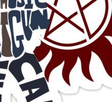 Dean Winchester Sticker