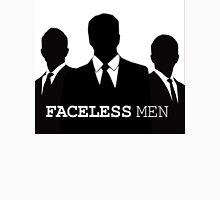 The Faceless Men Unisex T-Shirt