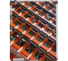 Hong Kong Apartments iPad Case/Skin